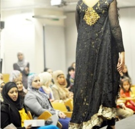 Beautiful Pakistani clothes by Ayeda Couture