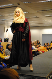 Graceful designs by ZNZ Abaya