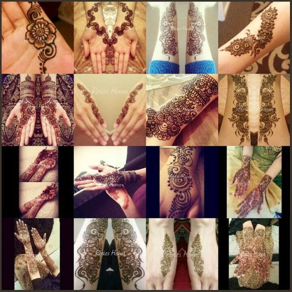 Check out @rosiehenna, one of our official henna volunteers! So Exciting! https://www.facebook.com/RosiesHenna/timeline