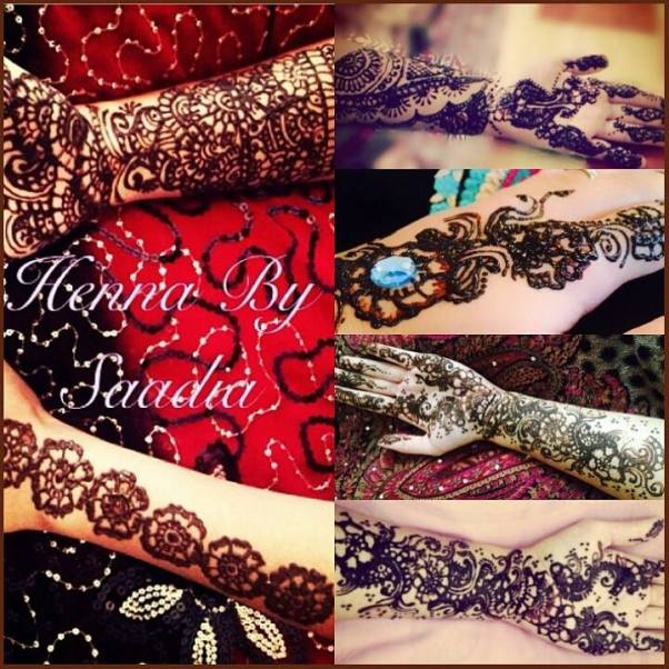 Check out @hennabysaadia 's beautiful designs!  https://www.facebook.com/pages/Henna-By-Saadia/482582471805268