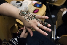 Beautiful henna designs by professional henna artists
