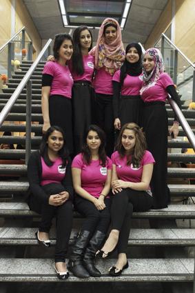 SnS 2012 team