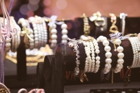 Pretty jewellery at SnS 2012